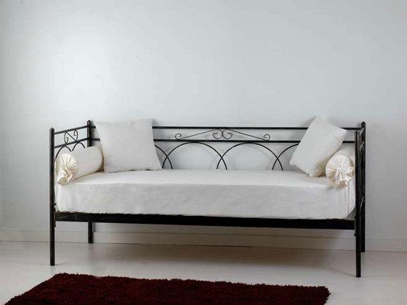 Divano letto tosca vendita on line di letti in ferro for Divano letto in ferro battuto ikea